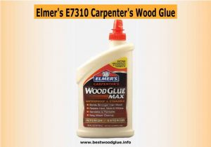 Elmer's E7310 Carpenter's Wood Glue Max