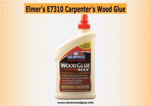 Elmer's E7310 16 Ounces - Best Brand - Carpenter's Wood Glue