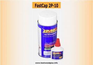 Fast Cap 2.25 Ounce - Best thick bonder - 2P-10 Super Glue