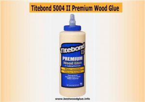 Titebond II 16 Ounces - #1 selling Glue II Premium Wood Glue