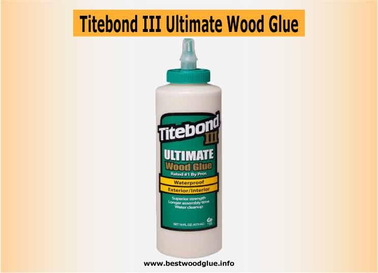 Titebond III Ultimate Wood Glue, 16-Ounces 1414
