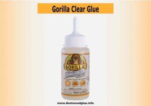 Gorilla Clear Glue 3.75 Ounce - Top Pick Overall - Glue