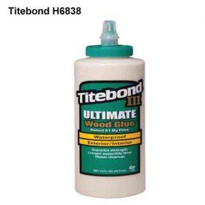 Titebond H6838 – III Wood Glue laminating floor glue