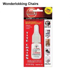 Wonderlokking Tite Chairs