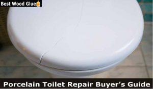 Glue for Porcelain Toilet Repair